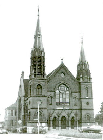 A picture of Friedens United Church of Christ